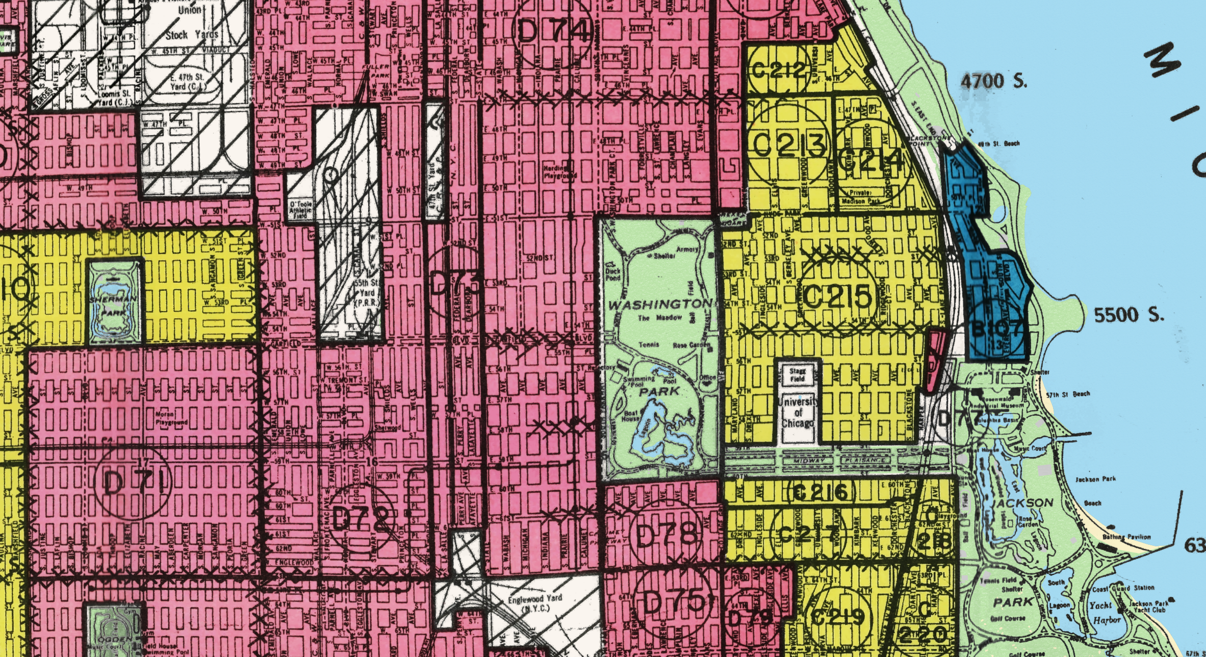Two Minute History Redlining Chicago and Creating The Black