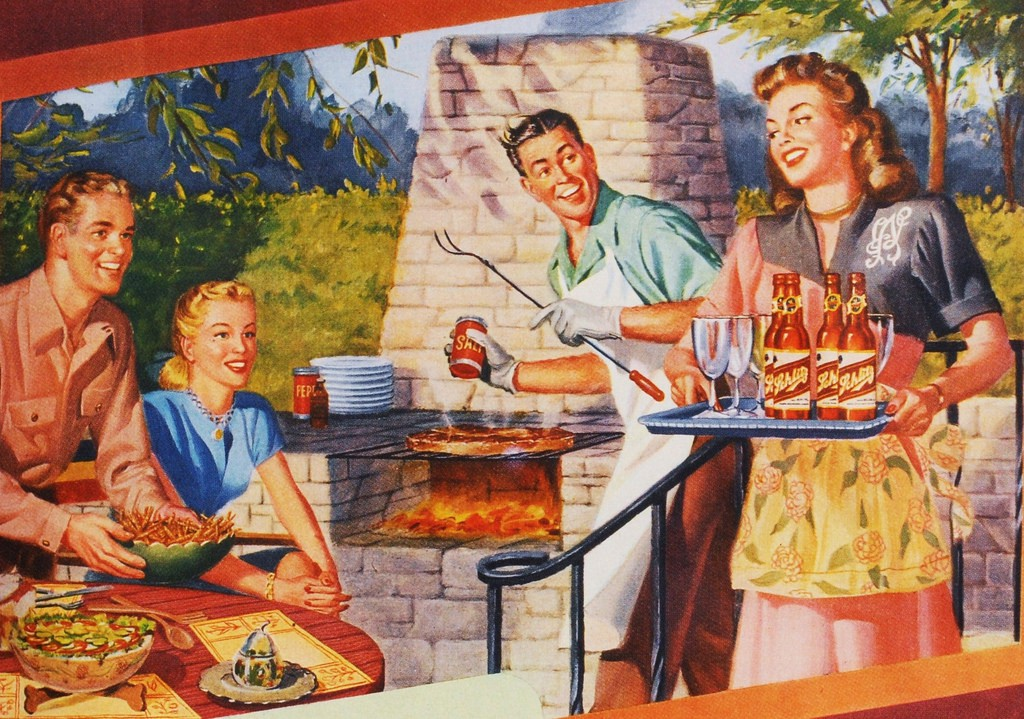 Fast History The Evolution Of The Fourth Of July Cookout